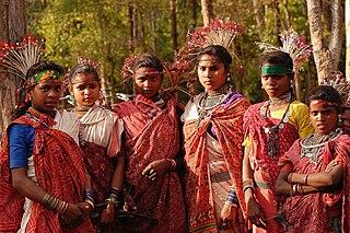 Baiga tribe