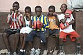 Young boxers, Discipline Boxing Club, Accra, Ghana.jpg