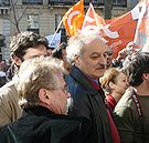 Yves Contassot et D.C.Bendit 19-03-2009.jpg