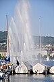 Zürich - Enge - Springbrunnen 2010-06-26 18-58-32.JPG