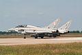 ZJ801 BJ Typhoon T.2 and ZJ942 DH Typhoon FGR.4 11 Sqdn. and 17 Sqdn. (4755121046).jpg