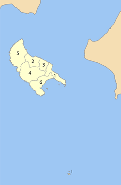 Zakynthos municipalities numbered.png