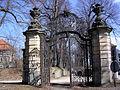 Zamek Książ.Brama. Foto Barbara Maliszewska.JPG