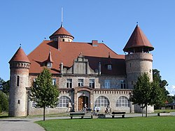 Stolpe Castle