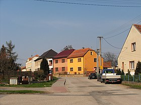 Zbýšov (district de Brno-Campagne)