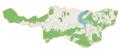 Zembrzyce (gmina) location map.png