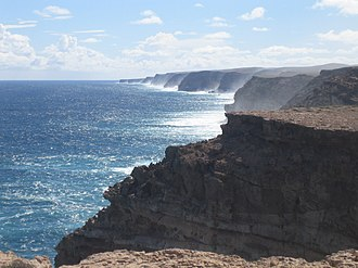 Shark Bay - Zuytdorp Cliffs