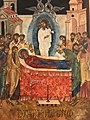 """The Dormition of Mary"" Icon at St. Thomas Episcopal Church.jpg"