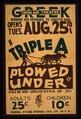 """""""Triple a plowed under"""" LCCN98517782.tif"""