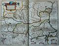 """Walachia, Servia, Bulgaria et Romania - Per Gerardum Mercatorem. "" (22263190471).jpg"