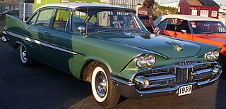 Dodge Mayfair Motor vehicle
