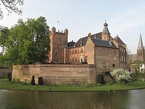 's-Heerenberg - 's Heerenberg castle.