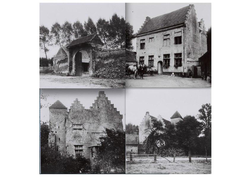 Foto's toestand voor 1940