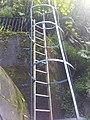 Échelle du barrage du Bras Patience - panoramio.jpg