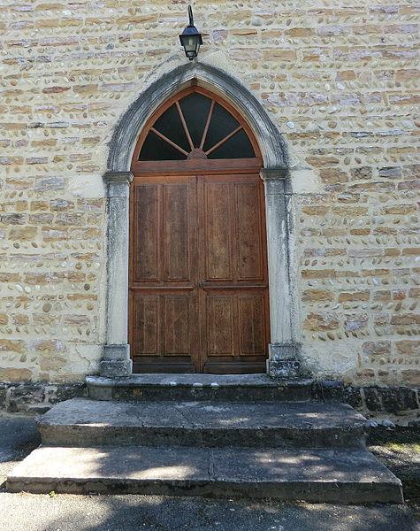 Église Saint-Barthélemy de Massieux.
