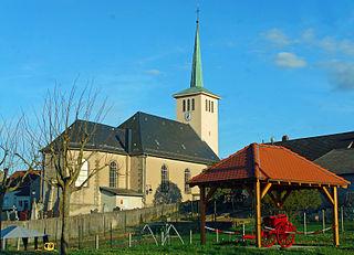 Kappelkinger Commune in Grand Est, France