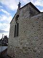 Église Sainte-Agathe de La Brillanne, façade orientale.jpg
