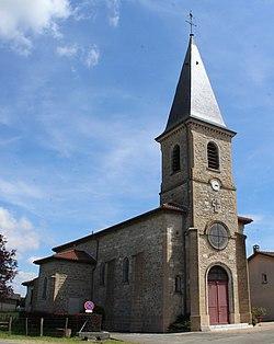 Église St Étienne Montcet 20.jpg