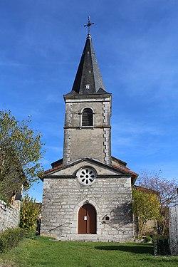 Église St Paul Romanèche Hautecourt Romanèche 2.jpg