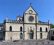Église Sts Pierre Paul Montreuil Seine St Denis 6.jpg