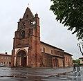 Église de Fontenilles (temps pluvieux) - 2016-05-14.jpg
