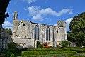 Église de l'ancienne abbaye Sainte-Marie. Vue sud.jpg