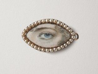 Ögonminiatyr, Ann Fryer (f. trol. 1768)