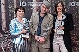 Österreichischer Filmpreis 2020 Preisträger Karina Ressler Heiko Schmidt Katharina Wöppermann.jpg