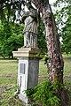 Ötvöskónyi, Nepomuki Szent János-szobor 2021 03.jpg