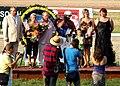 Ügető Magyar Derby 2009 eredményhirdetés IV.jpg