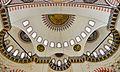 İstanbul Süleymaniye camii tavan işlemeleri görünümü.jpg