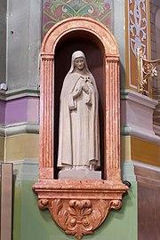 Łódź - Kościół pw. Zesłania Ducha Świętego - Wnętrze 04.jpg