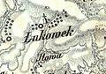 Łukówek na mapie Reymanna, XIX w..jpg