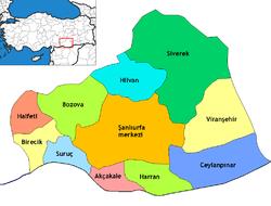 Şanlıurfa districts.png