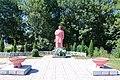Іллінці, Пам'ятник Т. Г. Шевченку.jpg