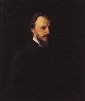 Grigoriy Myasoyedov - Self-portrait (date unknown)