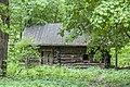 Баня Сутягиной из деревни Яндовы Семеновского района Нижегородской области.jpg