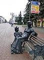 Большая Покровская ул. Дама с ребенком - panoramio.jpg
