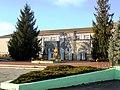 Братська могила радянських воїнів та пам'ятник воїнам - односельцям, с. Вершина, Більмацький район, Запорізька область.jpg