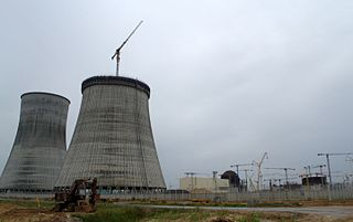 Astravets Nuclear Power Plant Belarusian nuclear power plant