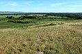Вид с Мальгинской горы в юго-восточном направлении. Видна деревня Мальга - panoramio.jpg