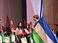 ВсОШ по праву. 2019. Призёр ВсОШ с флагом Башкортостана. 11 класс.jpg