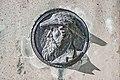 Калининград - Зоопарк - Памятник Герману Клаассу - барельеф.jpg