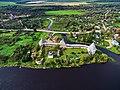 Крепость Старая Ладога с высоты птичьего полета 03.jpg