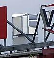 Крышной вентилятор на торговом комплексе Виконда, Коряжма.JPG