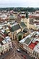 Латинський кафедральний собор, Катедральна пл., 1 (Львів).jpg