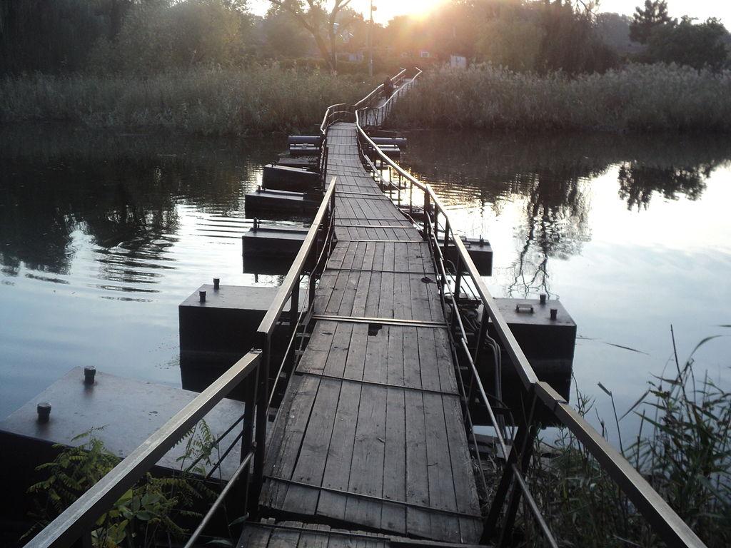 На Луганщине взорван мост через Северский Донец, - МВД - Цензор.НЕТ 3865