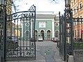 Немецкая лютеранская церковь св. Анны, ограда по Кирочной01.jpg