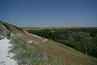 Обзор на монастырь с меловой горы.JPG