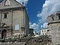 Оборонний мур з дзвіницею, м.Бережани, вул. Вірменська, 6.jpg